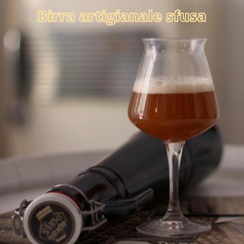 Birra artigianale sfusa