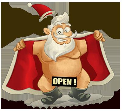 Natale aperto