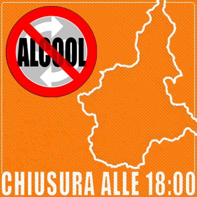 Torino - zona arancione